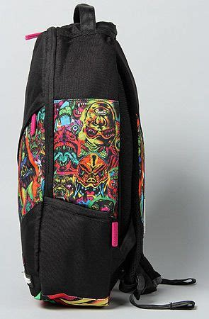 Backpack Mishka the mishka backpack in black