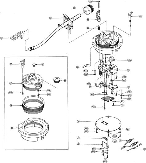 record player parts diagram parts to a record player engine diagram and wiring diagram