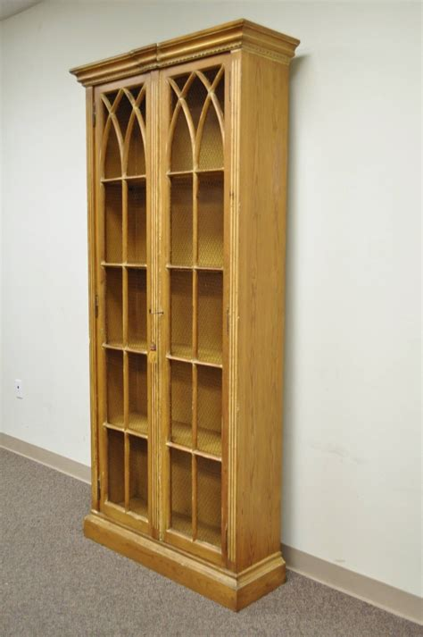 Italian Bookshelves Antiqued And Distress Finished Italian Bookcase In The
