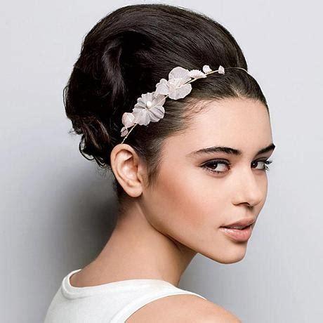 wedding hairstyles retro les coiffures de mariage les plus glamours de l 233 t 233 192