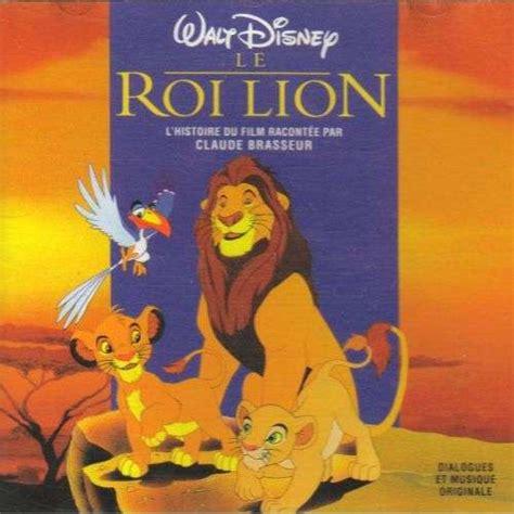 film lion roi le roi lion l histoire du film racontee par claude
