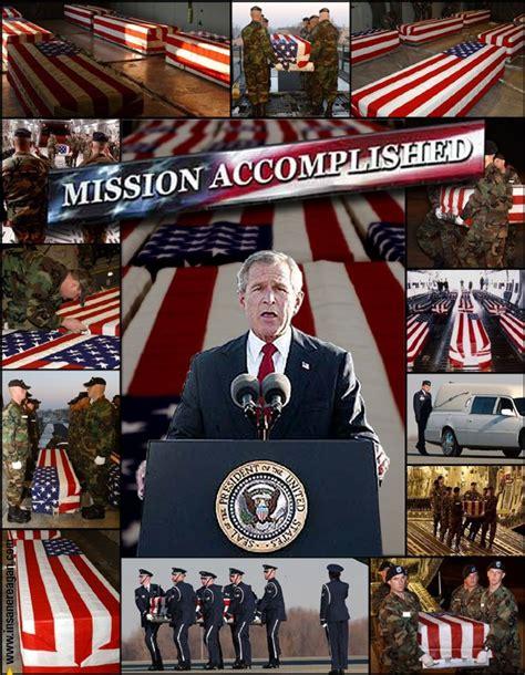 Mission Accomplished 1 quot mission accomplished quot