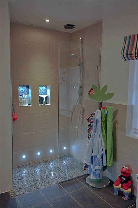 shower light walk in shower for family bathroom aps shower screen