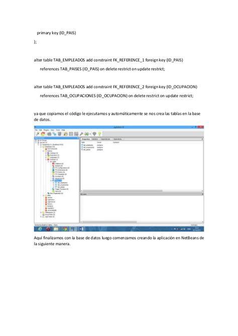 tutorial java postgresql tutorial de persistencia en java con postgresql