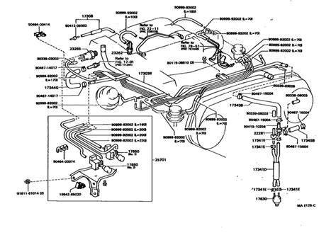 1994 toyota 4runner engine diagram toyota 3vze engine diagram toyota 3 0 vacuum diagram