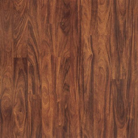 shop pergo max 7 61 in w x 3 96 ft l vera mahogany wood plank laminate flooring at lowes com