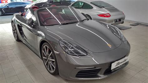 porsche boxster indonesia in depth tour porsche boxster s 718 indonesia youtube