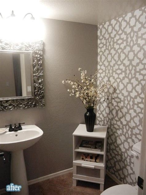 bathroom wallpapers 10 of the best 25 best ideas about bathroom accent wall on pinterest