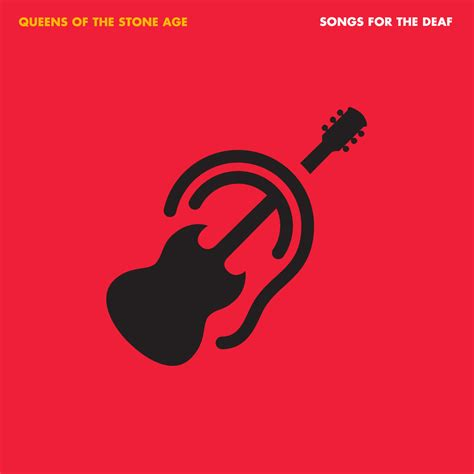 Plakat Queens Of The Stone Age by Album Cover Cover Queens Of The Stone Age Songs For
