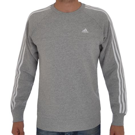 Cotton Lab Essential Hoodie Jumper Grey sweaters for adidas