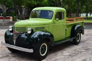 1940 dodge up truck beautiful how we get there