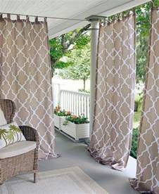 screen drapes for outdoor elrene corado outdoor 50 quot x 84 quot panel uterum och balkong