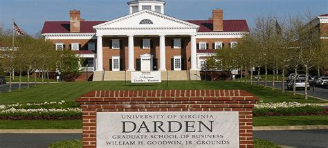 Darden Mba Contact by 2017 Mba Application Uva Darden