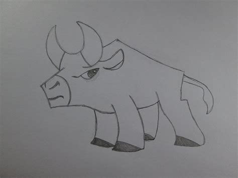 imagenes egipcias faciles de dibujar c 243 mo dibujar un toro youtube