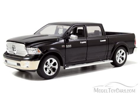 dodge model cars 2014 dodge ram 1500 black toys 97139 1 24