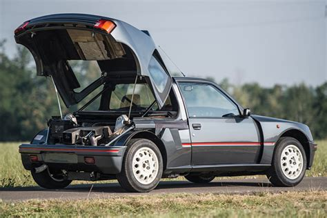 peugeot 205 t16 up for auction