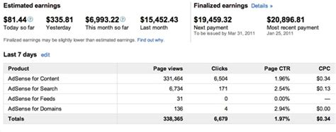 adsense revenue youtube how to improve your google adsense earnings