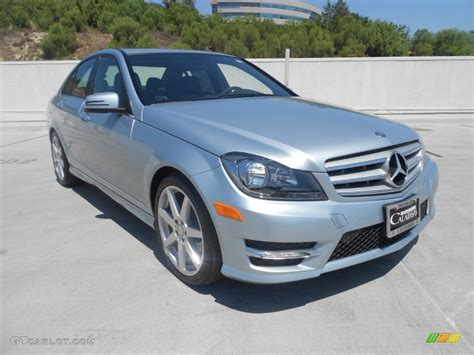 2013 silver metallic mercedes c 250 sport 69307882 gtcarlot car color