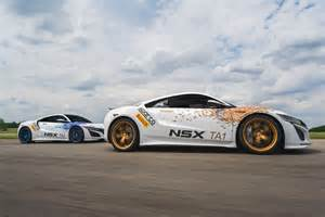 Acura America 2017 Acura Nsx To Make American Racing Debut At