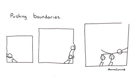 push boundaries dharma comics