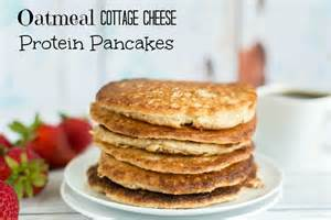 protein pancakes with cottage cheese cottage cheese oatmeal protein pancakes