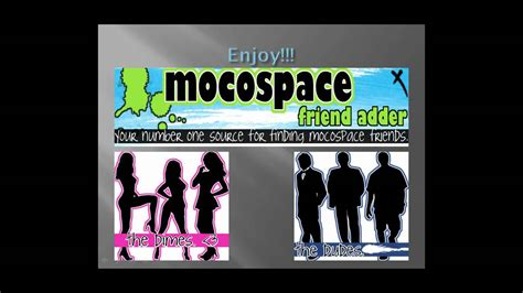 Mocospace Find How To Get More Mocospace Friends Fast