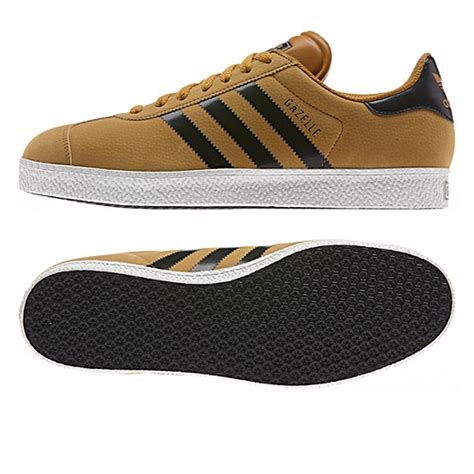 adidas originals gazelle ii indoor soccer shoes wheat