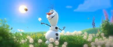 frozen quot in summer quot song sing a long with olaf official official disney uk youtube