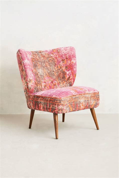 Hanging Chair Anthropologie by These Washed Velvet Are Moresque Chairs By