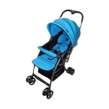 Kereta Bayi Babyelle Citilite Baby Stroller Kereta Anak Baru Dan Murah jual babyelle s606 citilite 2 kereta dorong bayi blue