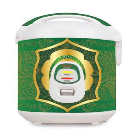 Rice Cooker Cosmos Crj 609 Ss jual rice cooker magic cosmos crj 3255 edisi lebaran