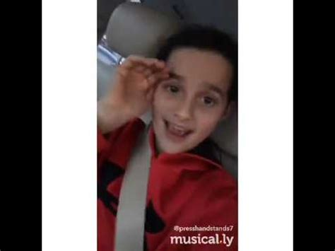 Sweater Musically musical ly is wearing caleb sweater