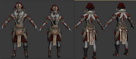 Vanity Armor by Monthly Development Update October 2012 Age Of Conan