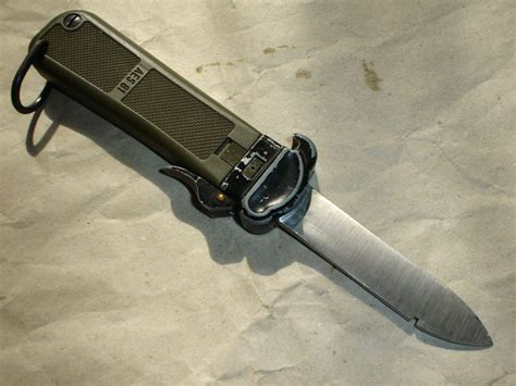 what is a gravity knife bundeswehr gravity knife 1963 pattern