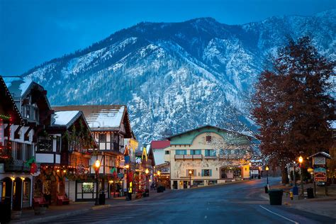 leavenworth washington during the annual leavenworth s