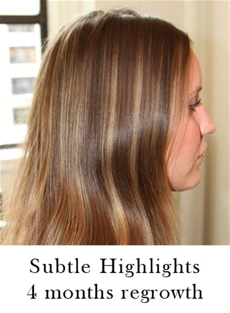 what co our lowlights should you use on grey hair how often should i get my hair colored belle de jour