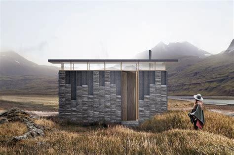 Pop Up Cabin by Australians Design Pop Up Gling Cabin In Wales