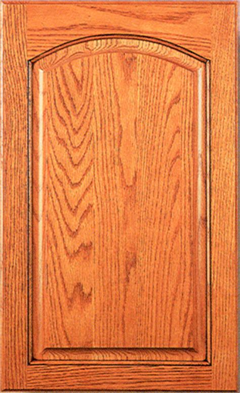 Unfinished Cabinet Doors by Kitchen Cabinet Doors Unfinished Raised Panel Oak Door