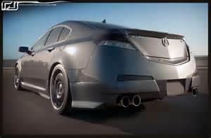Kits For Acura Tl Ronjon Sport Design Acura Tl Aero Kit