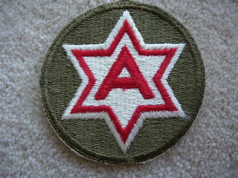ww   army cloth patch pacific theater ebay