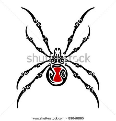 black widow spider tattoo by victor roberto ojeda via