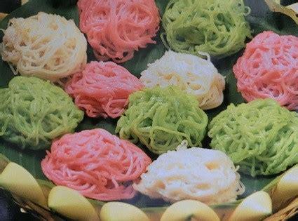 resep putu mayang kue basah tradisional aneka resep resep membuat kue putu mayang dan manfaatnya