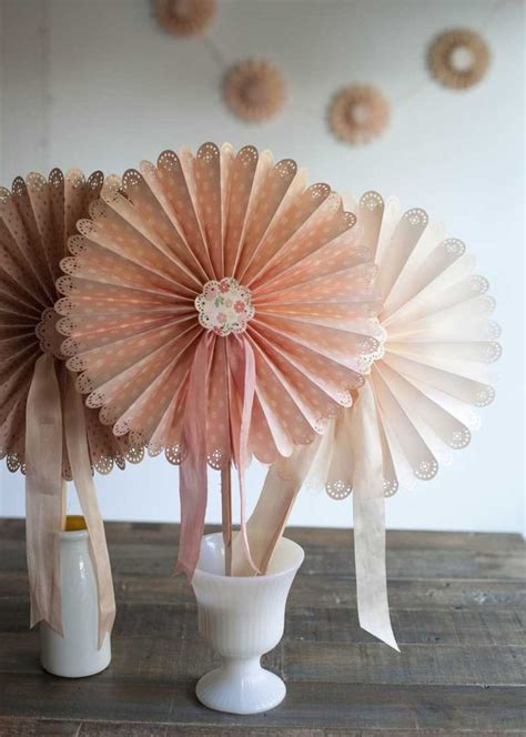 How To Make Paper Fans For Weddings - 70 best images about fans how to make on