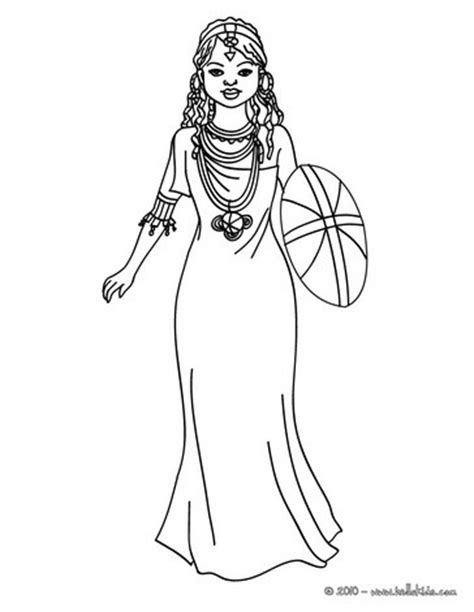 egyptian princess coloring page free coloring pages for children of color non commercial