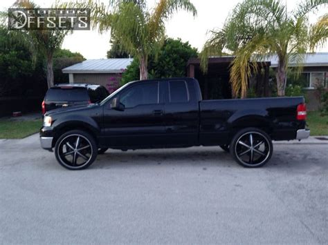 2006 ford f150 rims 2006 ford f150 stock rims