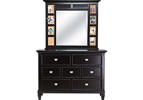 Black Dresser Sets by Belmar Black Dresser Mirror Set Dresser Mirror Sets