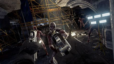 killing floor incursion is an amazing sci fi horror game