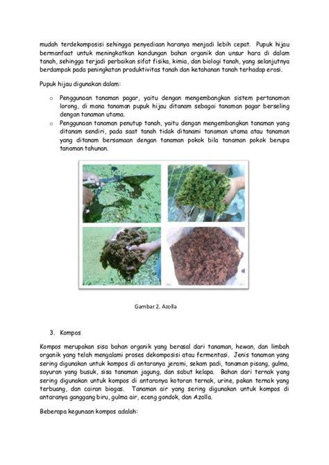 Biosur Pupuk Organik 3 pupuk organik