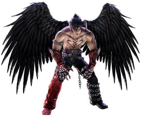 gambar iblis tekken 5 character artwork