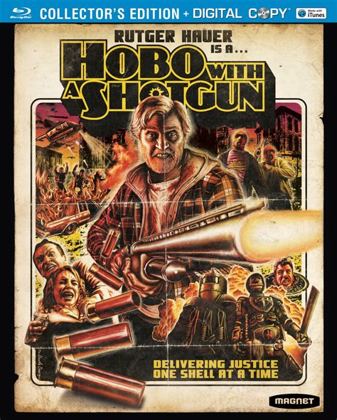 witch a shotghun hobo with a shotgun dvd release date july 5 2011